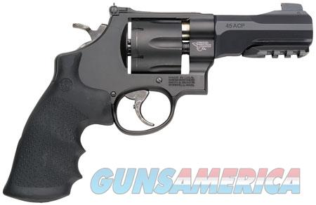 "Smith & Wesson 170316 Performance Center 325 Thunder Ranch Revolver Single/Double 45 ACP 4"" 6 Rd  Guns > Pistols > Smith & Wesson Revolvers > Full Frame Revolver"