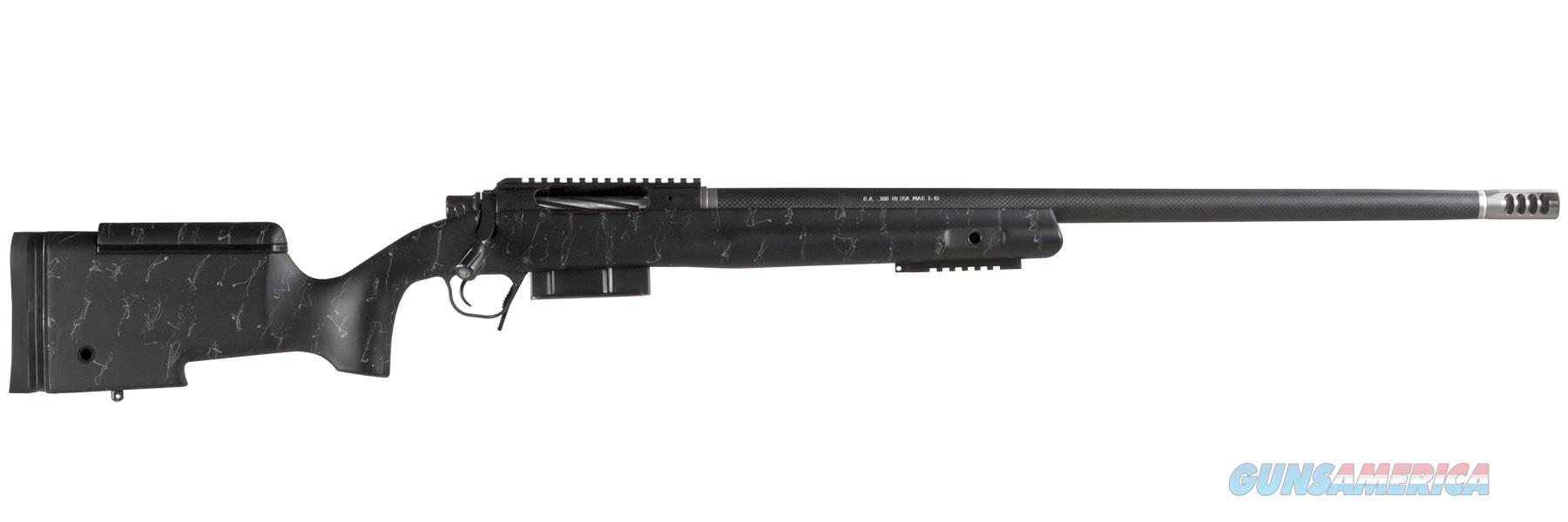 Christensen Arms BA TAC 308WIN BLK/GRY 16 TB CA10271-488481  Guns > Rifles > C Misc Rifles