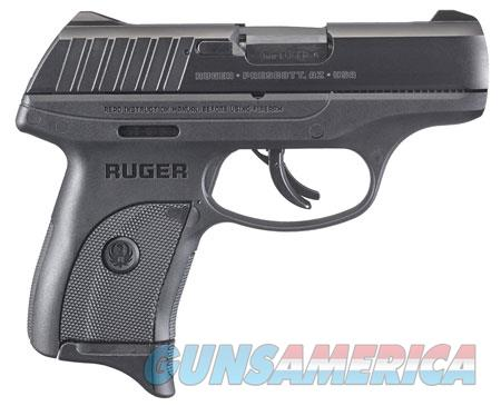 "Ruger 3283 EC9s Standard Double 9mm Luger 3.12"" 7+1 Black Polymer Grip/Frame Grip Black  Guns > Pistols > Springfield Armory Pistols > 1911 Type"