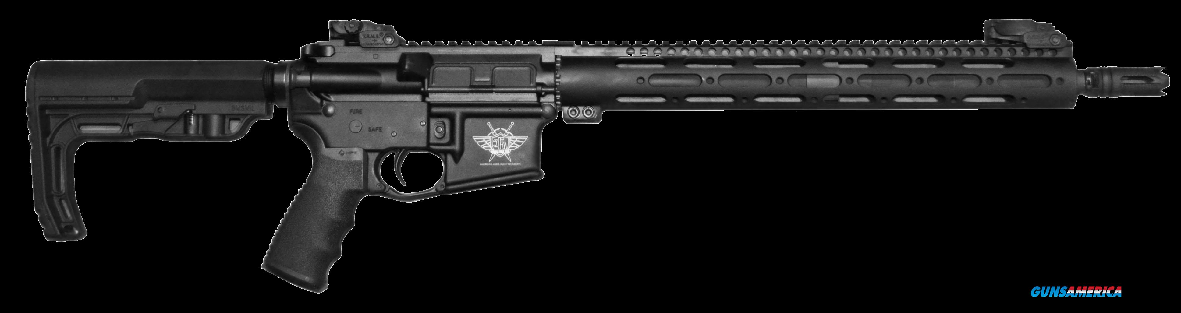 "Civilian Force Arms 010117YH Hagos-15 AR-15 Semi-Automatic 223 Remington/5.56 NATO 16"" 30+1  Guns > Rifles > C Misc Rifles"