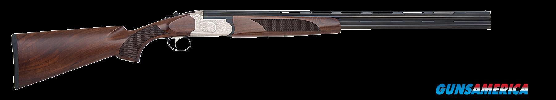 "Mossberg 75419 Silver Reserve II Field with Extractors Over/Under 28 Gauge 26"" 3"" Black Walnut Stk  Guns > Shotguns > Mossberg Shotguns > Over/Under"