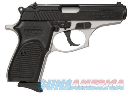 "Bersa T380DT8 Thunder 380 380 Automatic Colt Pistol (ACP) Single/Double 3.5"" 8+1 Black Polymer Grip  Guns > Pistols > B Misc Pistols"