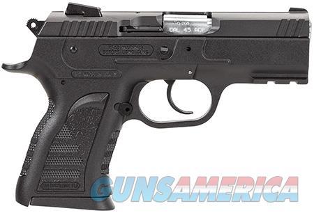 "EAA 999154 Witness  45 ACP Single/Double 3.60"" 8+1 Black Synthetic Grip Black Slide  Guns > Pistols > EAA Pistols > Other"