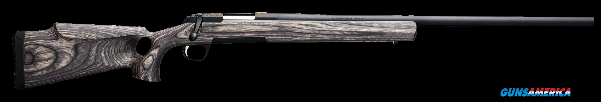 "Browning 035338208 X-Bolt Eclipse Varmint Bolt 223 Remington 26"" 5+1 Laminate Thumbhole Black/Gray  Guns > Rifles > B Misc Rifles"
