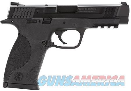 "Smith & Wesson 109206 M&P 45 Double 45 Automatic Colt Pistol (ACP) 4.5"" 10+1 Black Interchangeable  Guns > Pistols > Smith & Wesson Pistols - Autos > Polymer Frame"