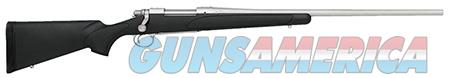 "Remington Firearms 27263 700 SPS Stainless Bolt 243 Winchester 24"" 4+1 Black Fixed w/Gray Overmolded  Guns > Rifles > Remington Rifles - Modern > Model 700 > Sporting"