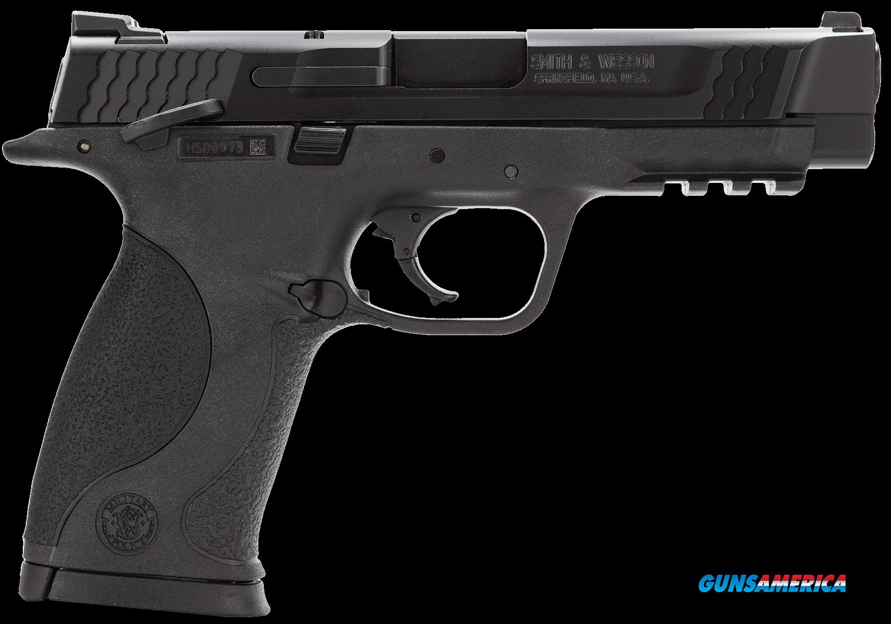 "Smith & Wesson 109006 M&P 45 Double 45 Automatic Colt Pistol (ACP) 4.5"" 10+1 Black Interchangeable  Guns > Pistols > S Misc Pistols"