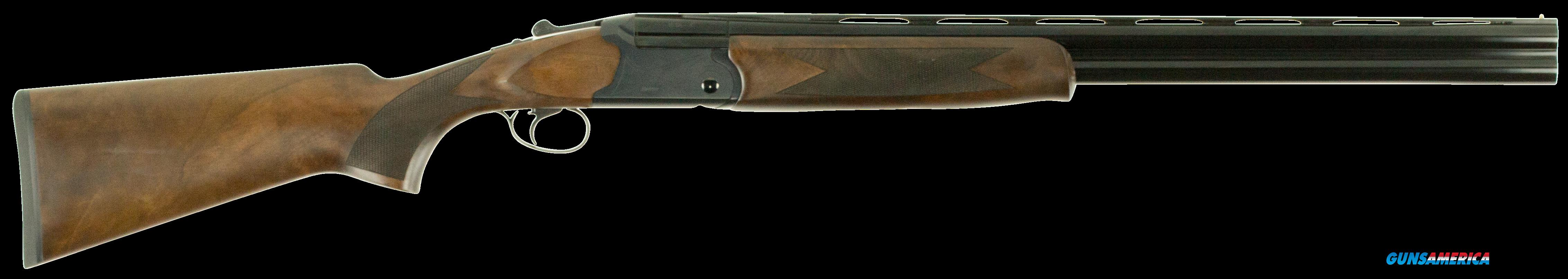 "Dickinson OSHUNTER OS Over/Under 12 Gauge 26"" 3"" Wood Stk White Steel Rcvr  Guns > Shotguns > D Misc Shotguns"