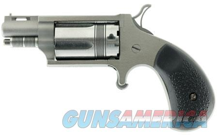 """NAA 22MSCTW Wasp   Revolver Single 22 Mag 1.13"""" 5 Rd Black Pebbled Rubber Grip  Guns > Pistols > North American Arms Pistols"""