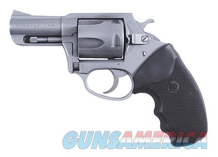 "Charter Arms 74420 Bulldog Standard  Revolver Single/Double 44 Special 2.5"" 5 Rd Black Rubber Grip  Guns > Pistols > Charter Arms Revolvers"