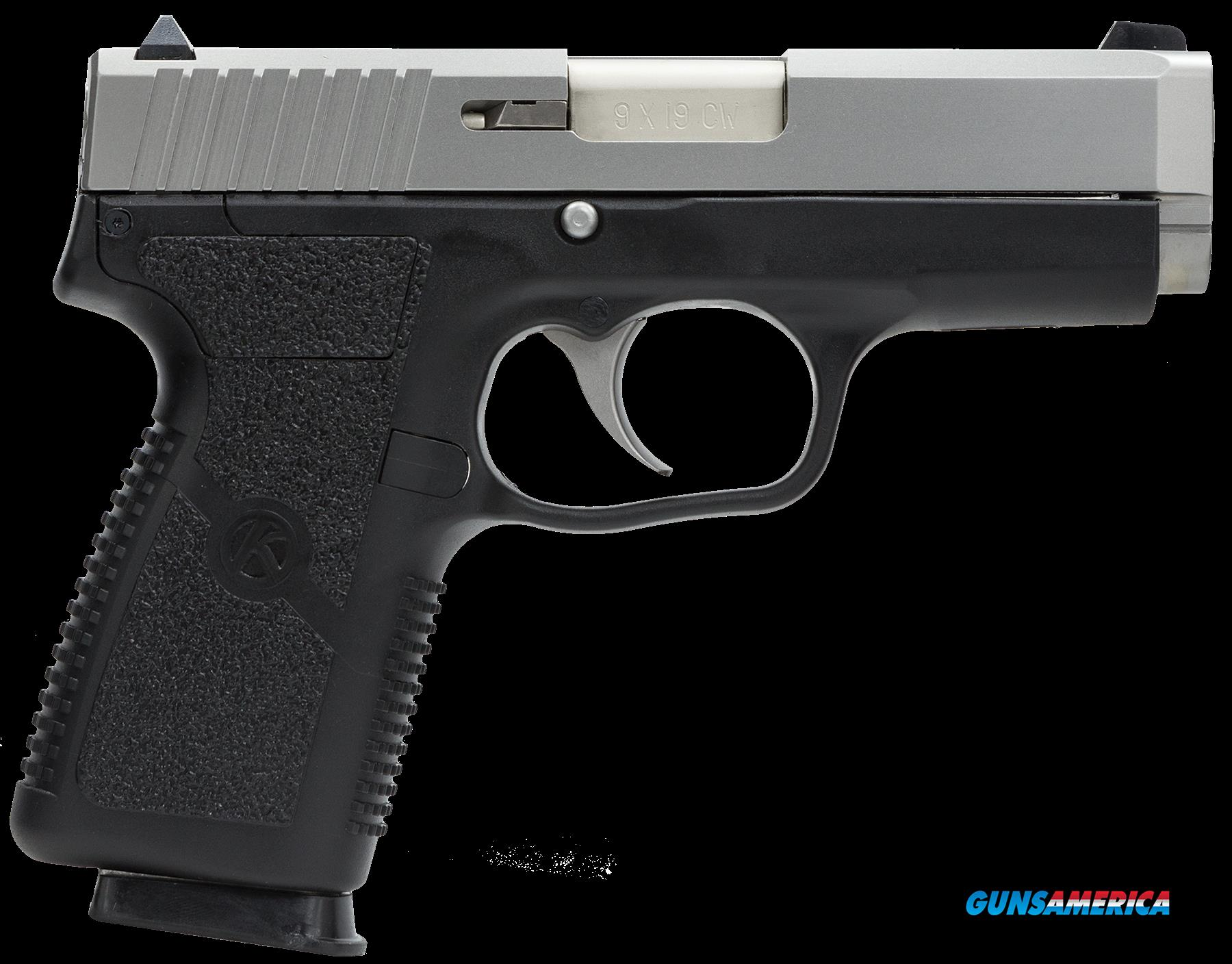 "Kahr Arms CW9093 CW9 Standard DAO 9mm 3.5"" 7+1 Black Polymer Frame/Stainless  Guns > Pistols > K Misc Pistols"