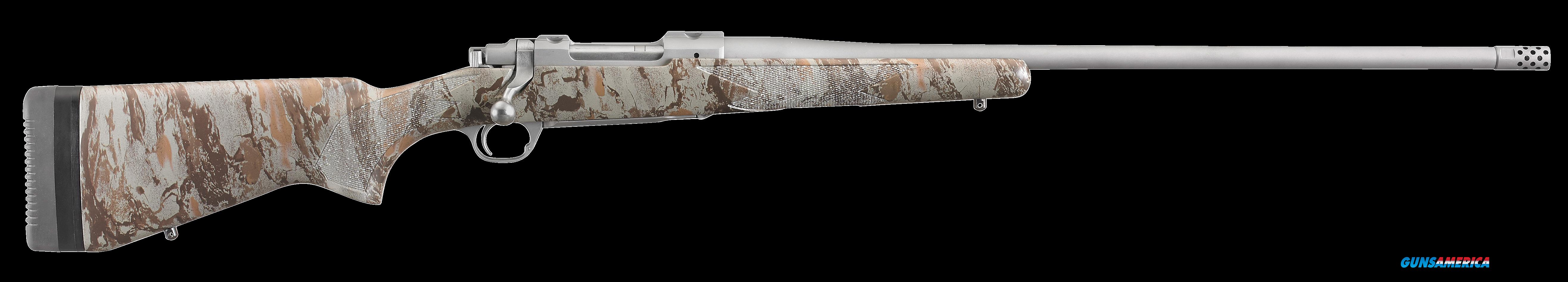 "Ruger 47172 Hawkeye FTW Hunter Bolt 260 Rem 24"" 4+1 Laminate Natural Gear Camo Stk Stainless Steel  Guns > Rifles > R Misc Rifles"