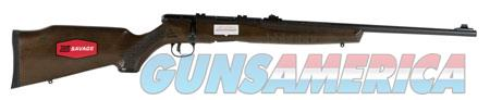 "Savage 70210 B22 G Bolt 22 Long Rifle (LR) 21"" 10+1 Walnut Stk Black  Guns > Rifles > S Misc Rifles"