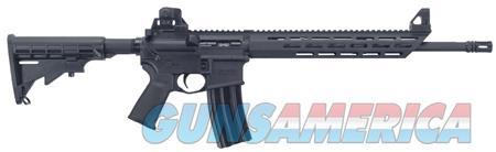 "Mossberg 65074 MMR Carbine Semi-Automatic 223 Rem/5.56 NATO 16.25"" 30+1 Black 6 Position Synthetic  Guns > Rifles > Mossberg Rifles > MMR"