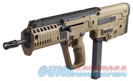 """IWI US Tavor X95 9mm Luger 17"""" 30+1 Flat Dark Earth Fixed Bullpup Stock  Guns > Rifles > IWI Rifles"""