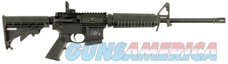 """Smith & Wesson 11616 M&P15 Sport II *CO Compliant* Semi-Automatic 223 Rem/5.56 NATO 16"""" 10+1 Black  Guns > Pistols > Smith & Wesson Pistols - Autos > Shield"""