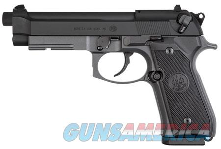 "Beretta USA J90A192FSRF5 92 FSR Single/Double 22 Long Rifle (LR) 5.30"" 10+1 Black Synthetic Grip  Guns > Pistols > B Misc Pistols"