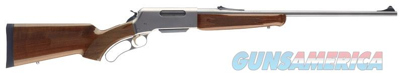 BG BLR LIGHTWEIGHT .30-06 SPRG STAINLESS PISTOL GRIP WALNUT 034018126  Guns > Rifles > Browning Rifles > Lever Action