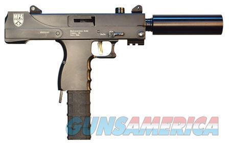 "MasterPiece Arms 30T Defender Top Cocking TB Pistol Semi-Automatic 9mm Luger 5.50"" 30+1 Black  Guns > Pistols > MasterPiece Arms Pistols > Other"