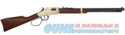 Henry Repeating Arms GOLDENBOY LEVER 22MAG LRG LOOP BL/WD | LARGE LOOP LEVER  Guns > Rifles > H Misc Rifles