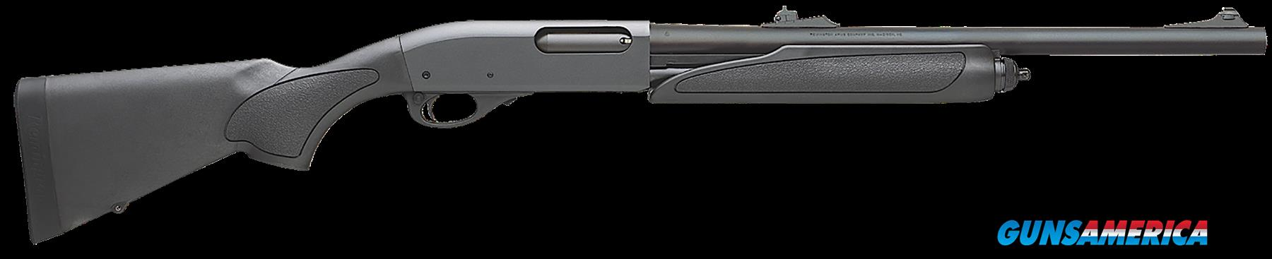 "Remington Firearms 25659 870 Express Youth Combo Pump 20 Gauge 20""/21"" 4+1 Black Synthetic Stock  Guns > Shotguns > Remington Shotguns  > Pump"