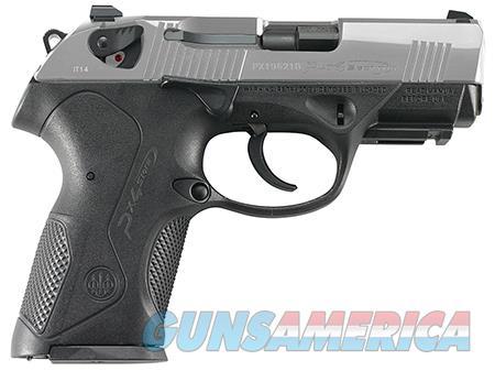 """Beretta USA JXC9F50 Px4 Storm Compact Single/Double 9mm Luger 3.27"""" 10+1 Black Interchangeable  Guns > Rifles > Beretta Rifles > Storm"""