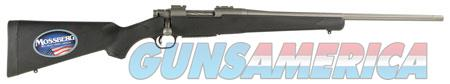 """Mossberg 28005 Patriot  Bolt 243 Winchester 22"""" 4+1 Black Fixed Synthetic Stock Stainless Steel  Guns > Rifles > MN Misc Rifles"""
