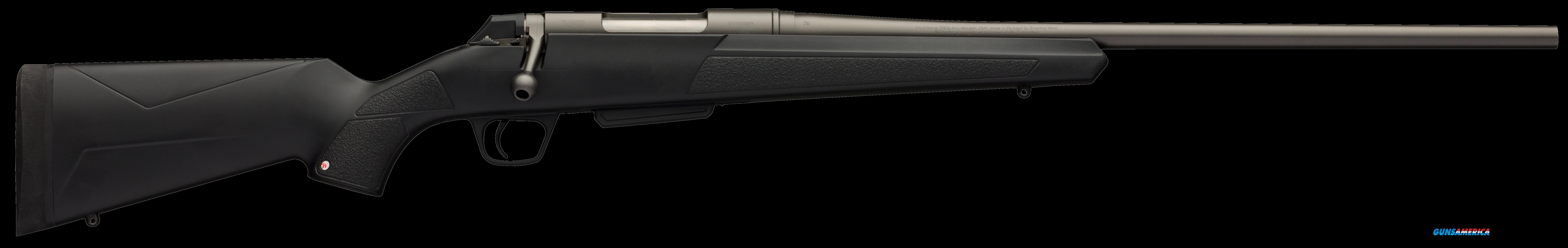 "Winchester Guns 535720289 XPR Compact Bolt 6.5 Creedmoor 20"" 3+1 Synthetic Black Stk Gray  Guns > Rifles > W Misc Rifles"