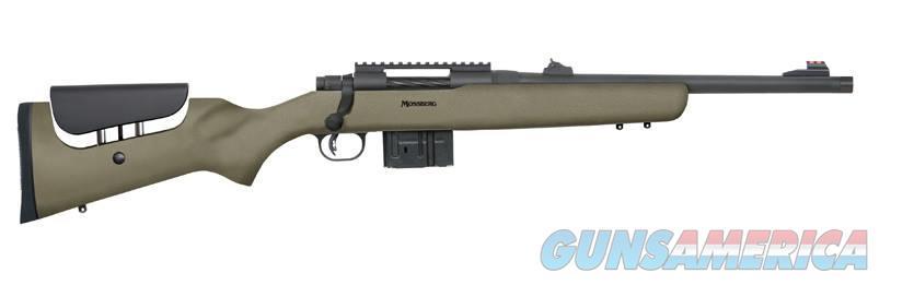 Mossberg MVP LR TACT 7.62MM 16.25 OD OD GREEN MOSSCOTE STK|THRD BBL  Guns > Rifles > Mossberg Rifles > MVP