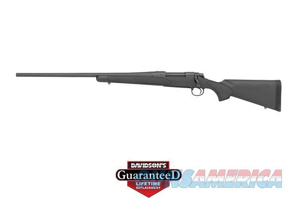 "Remington Firearms 84179 700 SPS LH Bolt 7mm Remington Magnum 26"" 3+1 Synthetic Black/Gray Stk Blued  Guns > Rifles > Remington Rifles - Modern > Model 700"