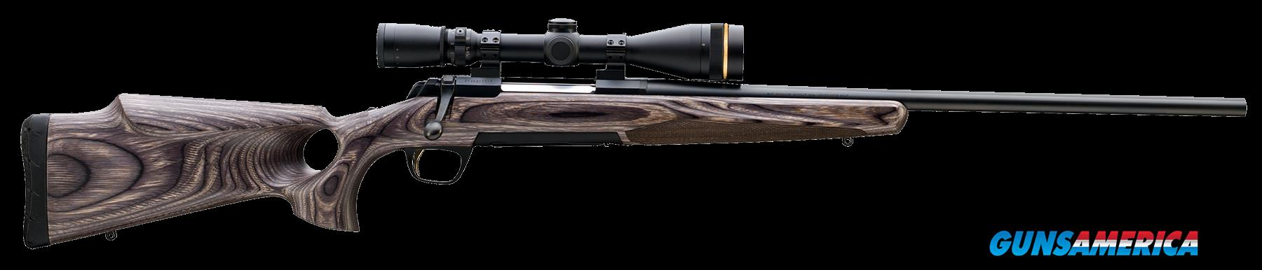 "Browning 035299226 X-Bolt Eclipse Hunter Bolt 30-06 Springfield 22"" 4+1 Laminate Wood Stock Blued  Guns > Rifles > B Misc Rifles"