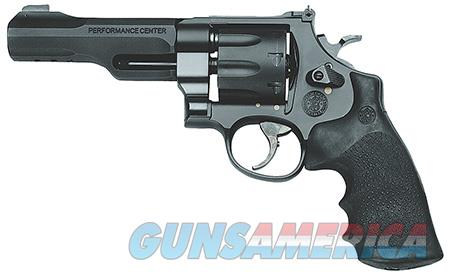 """Smith & Wesson 170269 327 Performance Center Single/Double 357 Magnum 5"""" 8 rd Black Synthetic Grip  Guns > Pistols > Smith & Wesson Revolvers > Full Frame Revolver"""