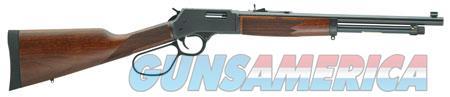 "Henry H012MR41 Big Boy Steel Carbine  Lever 41 Remington Magnum 16.5"" 7+1 American Walnut Stk Blued  Guns > Rifles > Henry Rifles - Replica"
