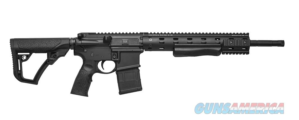 "Daniel Defense, Inc 0211019024   Ambush V7 300Blackout 16"" BLK DD 20rd/  Guns > Rifles > Daniel Defense > Complete Rifles"
