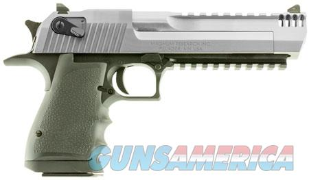 "Magnum Research DE44ASIMB Desert Eagle Mark XIX with Muzzle Brake 44 Rem Mag 6"" 8+1 Black Stainless  Guns > Pistols > Desert Eagle/IMI Pistols > Desert Eagle"
