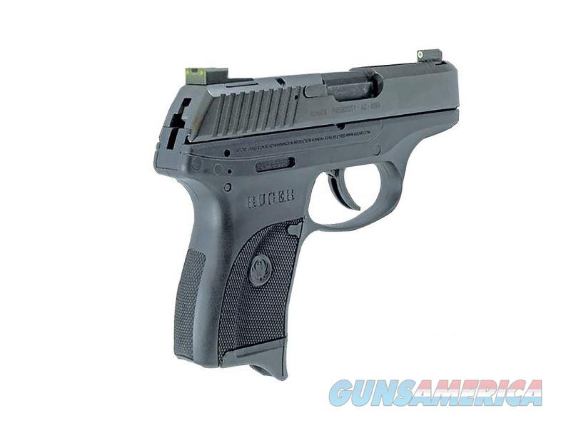 Ruger LC9S 9MM BL/POLY 7+1 TRUGLO NS 3272  Guns > Pistols > R Misc Pistols