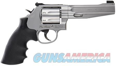 """Smith & Wesson 178038 686 Plus Performance Center Pro Single/Double 357 Magnum 5"""" 7 rd Black  Guns > Pistols > Smith & Wesson Revolvers > Full Frame Revolver"""