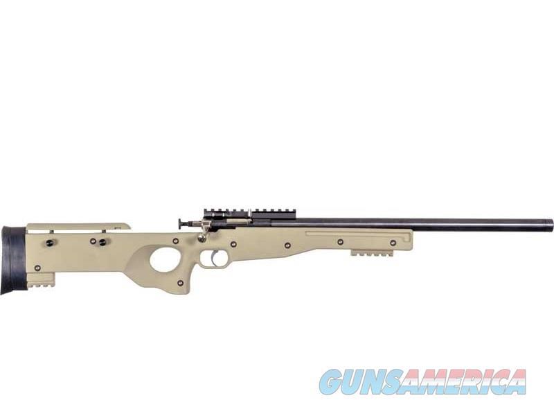 Keystone Sporting Arms CRICKETT CPR 22LR BL/TAN SYN CRICKETT PRECISION RIFLE  Guns > Rifles > Crickett-Keystone Rifles