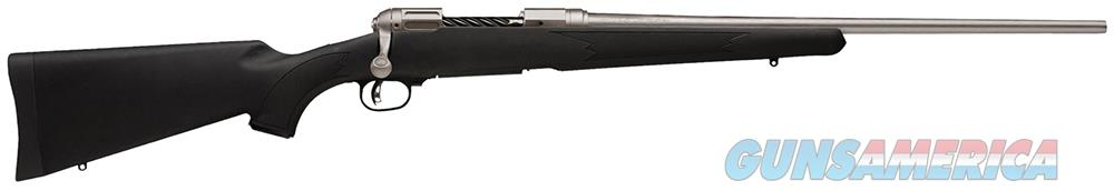 "Savage 22501 16/116 Lightweight Hunter Bolt 223 Rem 20"" 4+1 Synthetic Black Stk Stainless Steel  Guns > Rifles > Savage Rifles > 16/116"