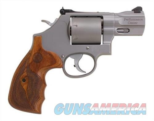 Smith and Wesson 686 357M/38S 2.5 SS 7RD AS 170346 PERFORMANCE CENTER  Guns > Pistols > S Misc Pistols