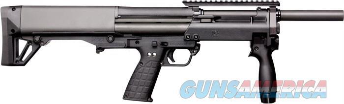 """KEL-TEC KSG-NR SHOTGUN 12GA. 3"""" 8-SHOT 18.5"""" CYLINDER BLACK  KSGNR  Guns > Shotguns > Kel-Tec Shotguns > KSG"""