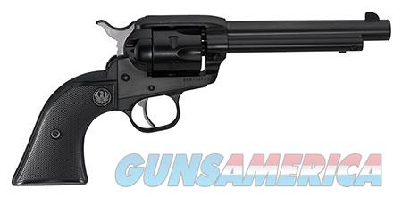 """Ruger 0629 Single-Six Convertible 22 LR 5.5"""" 6 Round Black Rubber Grip Blued  Guns > Pistols > Ruger Single Action Revolvers > Single Six Type"""