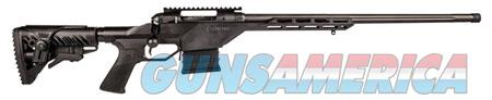 "Savage 22638 10BA Stealth Bolt 6.5 Creedmoor 24"" 10+1 Black 6-Position Adjustable Fab Defense GLR-16  Guns > Rifles > Savage Rifles > 10/110"