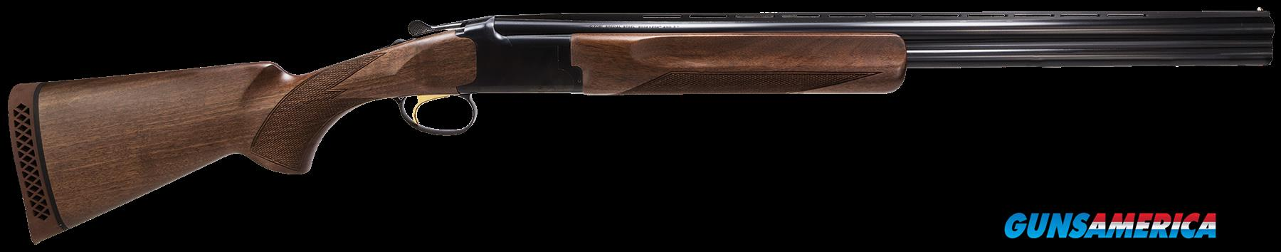 "Browning 013497306 Citori Micro Midas Over/Under 12 Gauge 24"" 3"" Walnut Stk Blued Rcvr  Guns > Shotguns > B Misc Shotguns"