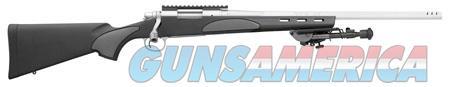 "Remington Firearms 84358 700 VTR Bolt 308 Win/7.62 NATO 22"" 4+1 Black Fixed w/Gray Overmolded  Guns > Rifles > Remington Rifles - Modern > Model 700"