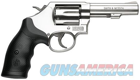 """Smith & Wesson 162506 64 Military & Police Single/Double 38 Special 4.125"""" 6 rd Black Synthetic Grip  Guns > Pistols > Smith & Wesson Revolvers > Full Frame Revolver"""