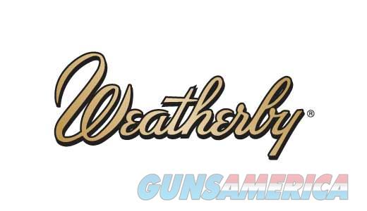 Weatherby MARK V ACCUMARK 6.5-300 ACCBRK FLUTED SS BBL WITH ACCUBRAKE  Guns > Rifles > W Misc Rifles