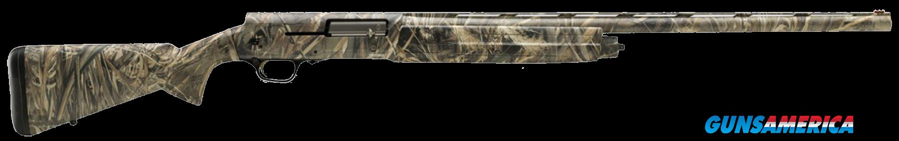 "Browning 0118212003 A5 Semi-Automatic 12 Gauge 30"" 3.5"" Realtree Max-5 Synthetic Stk Realtree Max-5  Guns > Shotguns > Browning Shotguns > Autoloaders > Hunting"