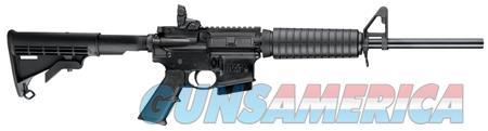 "Smith & Wesson 10203 M&P15 Sport II *NJ Compliant* Semi-Automatic 223 Rem/5.56 NATO 16"" 10+1 Black  Guns > Rifles > Smith & Wesson Rifles > M&P"
