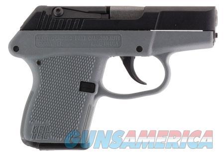 """Kel-Tec P3ATBGRY P-3AT   380 ACP 2.70"""" 6+1 Gray Blued Gray Polymer Grip  Guns > Pistols > Kel-Tec Pistols > Pocket Pistol Type"""